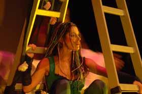 Cia. Narradores Urbanose Barracão Teatro na Teia 2010 - André Goldman