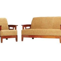 Revolving Chair In Surat Barley Twist Sofa Set :: Ganesh Furniture Gujarat India.