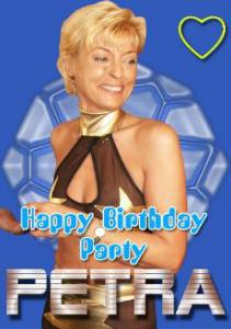 GangBangPartycom  Happy Birthday GangBang Party mit Petra