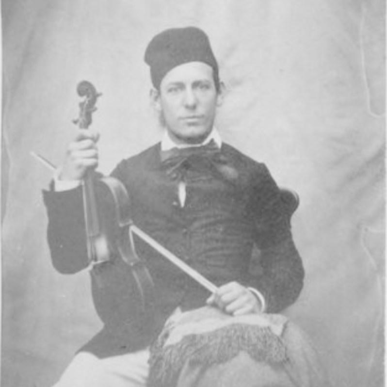 L'homme violon