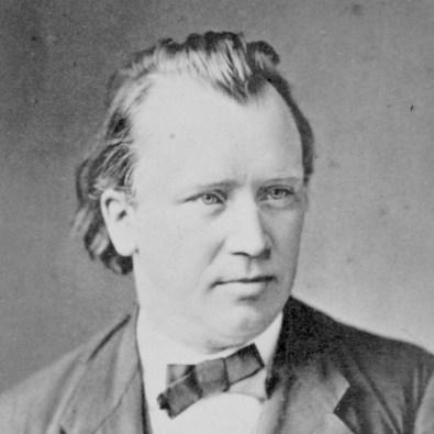 Johannes Brahms. Source : Gallica, Bibliothèque Nationale de France