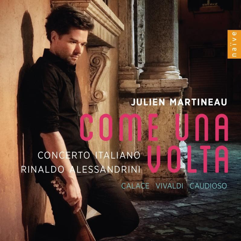 Come Una Volta. Julien Martineau, mandoline