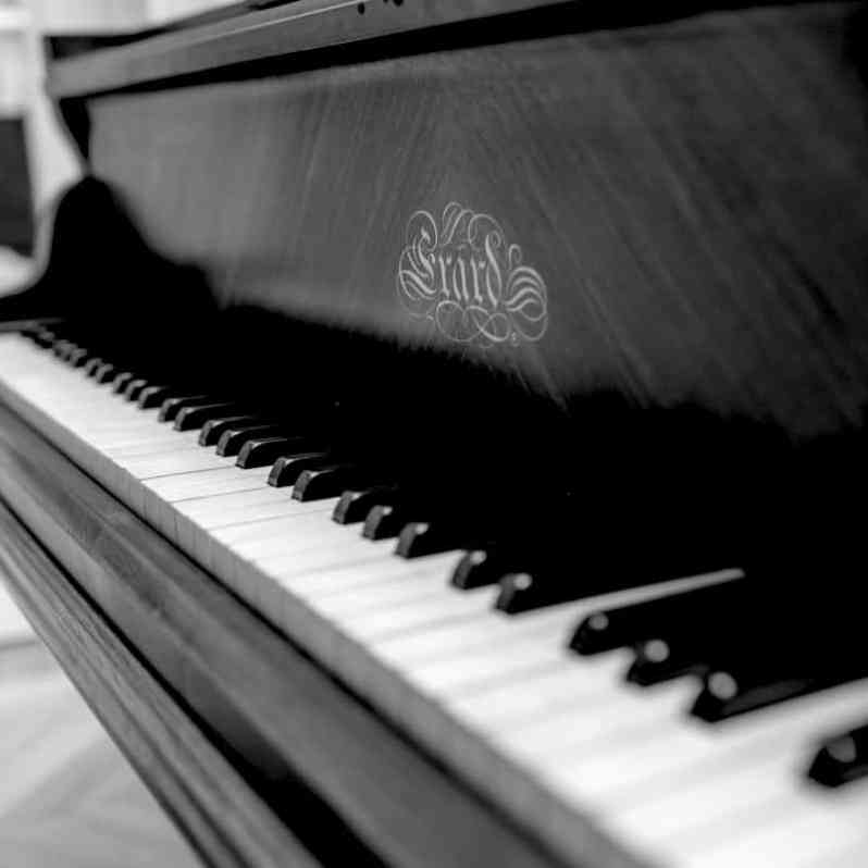 Piano Erard. Crédit photo : Dreamer Company pour Shutterstock