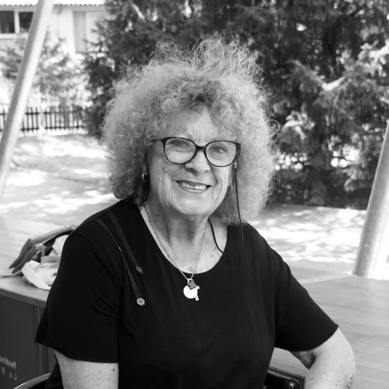 Marylène de Serpos, maman des artistes du festival de La Roque d'Anthéron.