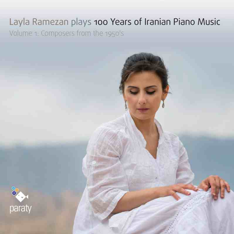 100 Years of Iranian Piano Music