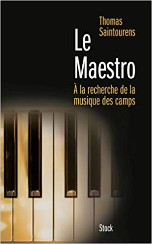 Le Maestro Thomas Saintourens