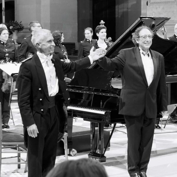 Jean-Marc Luisada et François Boulanger