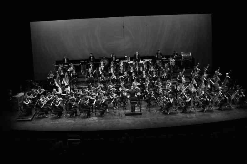 Orchestre Français des Jeunes © Yannick Perrin