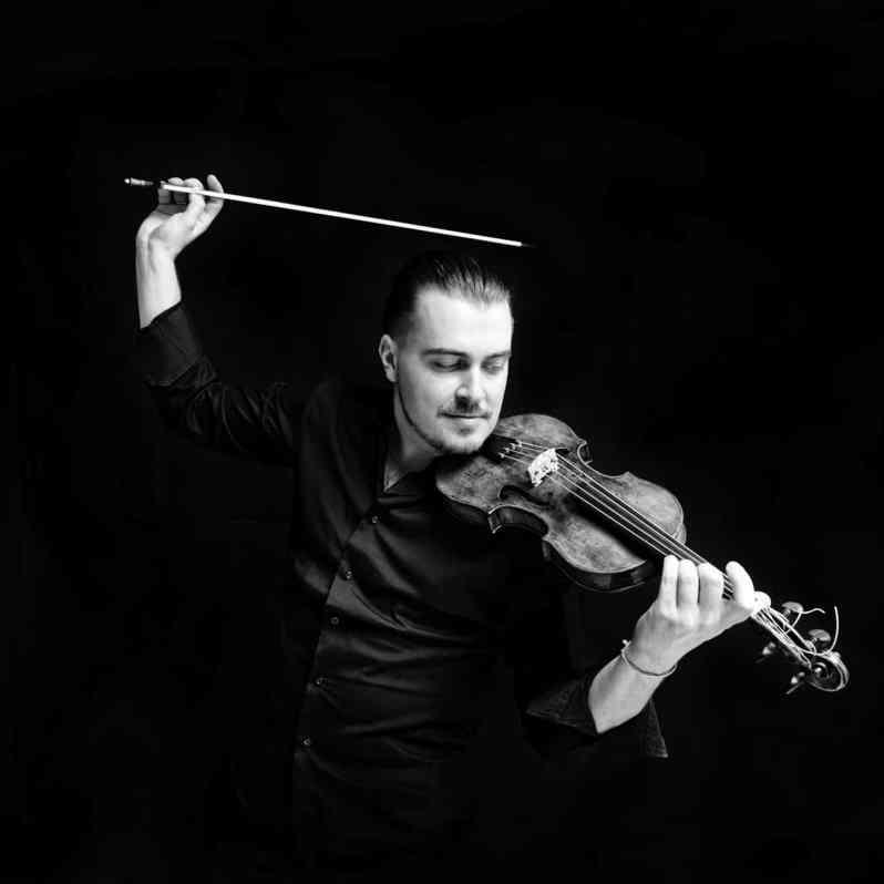 Dmitry Sinkovsky virtuosissimo