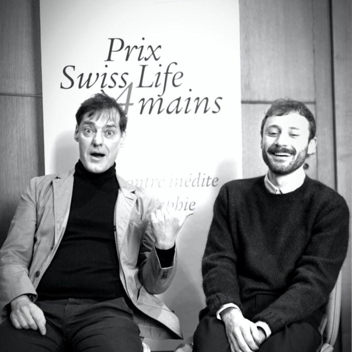Régis Campo et Edouard Taufenbach