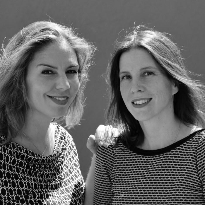 Stéphanie-Marie Degand et Violaine Cochard
