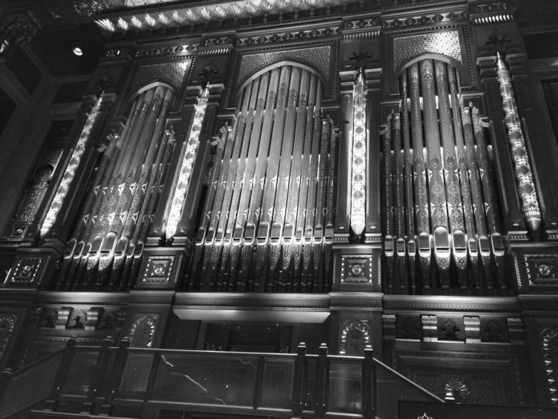 Orgue Royal Opera House Muscat