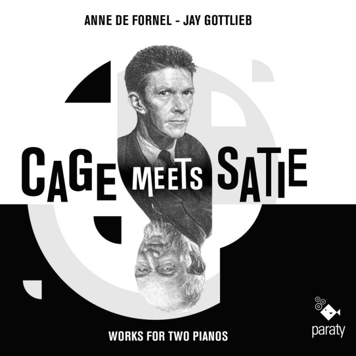 Cage meets Satie