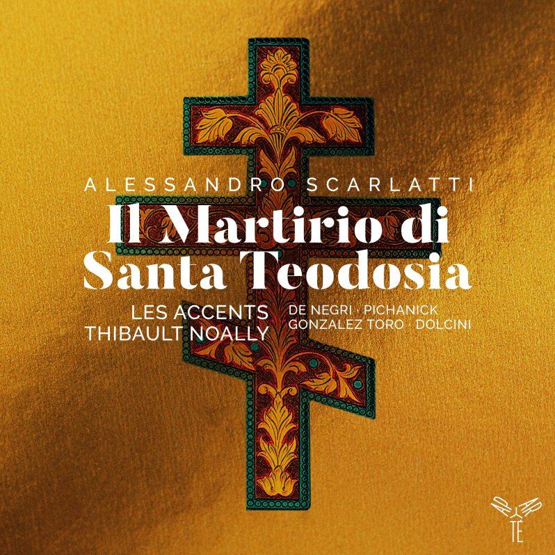 il martirio di santa teodosia