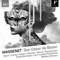 Don César de Bazan, l'inédit écrit à la vitesse de l'éclair
