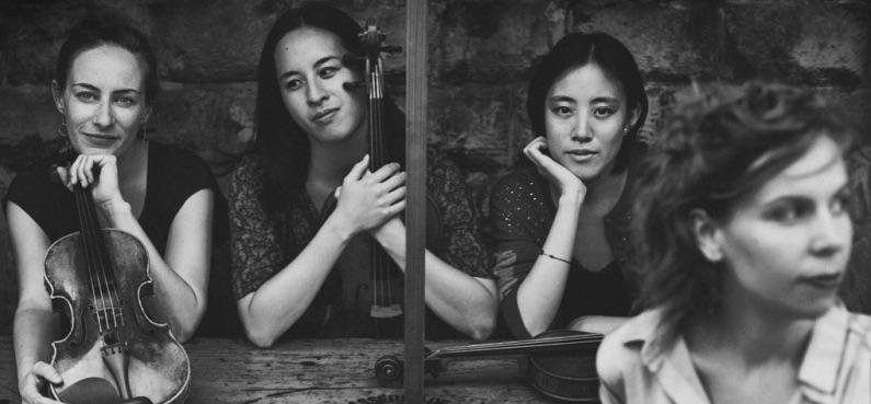 Quatuor Ardeo (c) Franziska Strauss