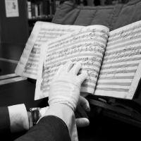De l'écriture au sens : A la BNF en récital avec Nicolas Stavy