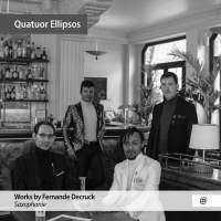 Les trouvailles du Quatuor Ellipsos chez Fernande Decruck