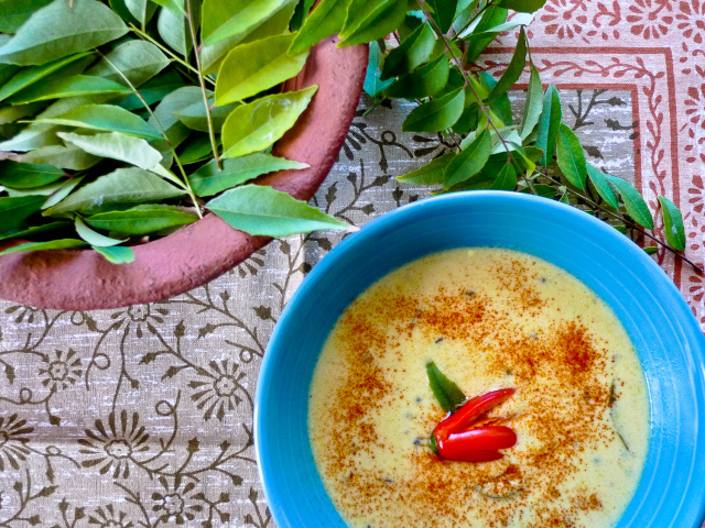 Indian Essentials: What is Kadhi, Indian Yoghurt Curry