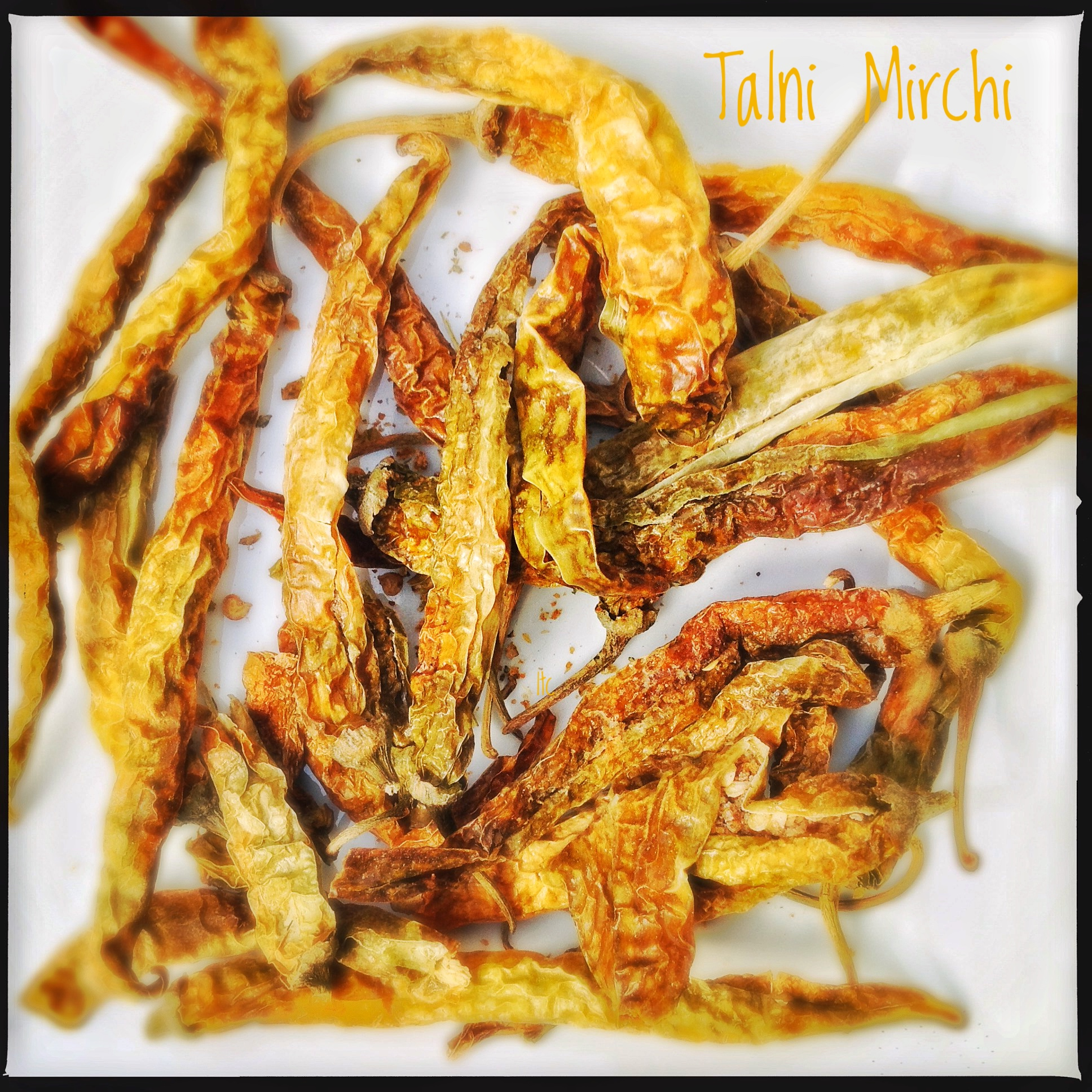 Spices: Talni Mirchi | Dried Stuffed Chillies