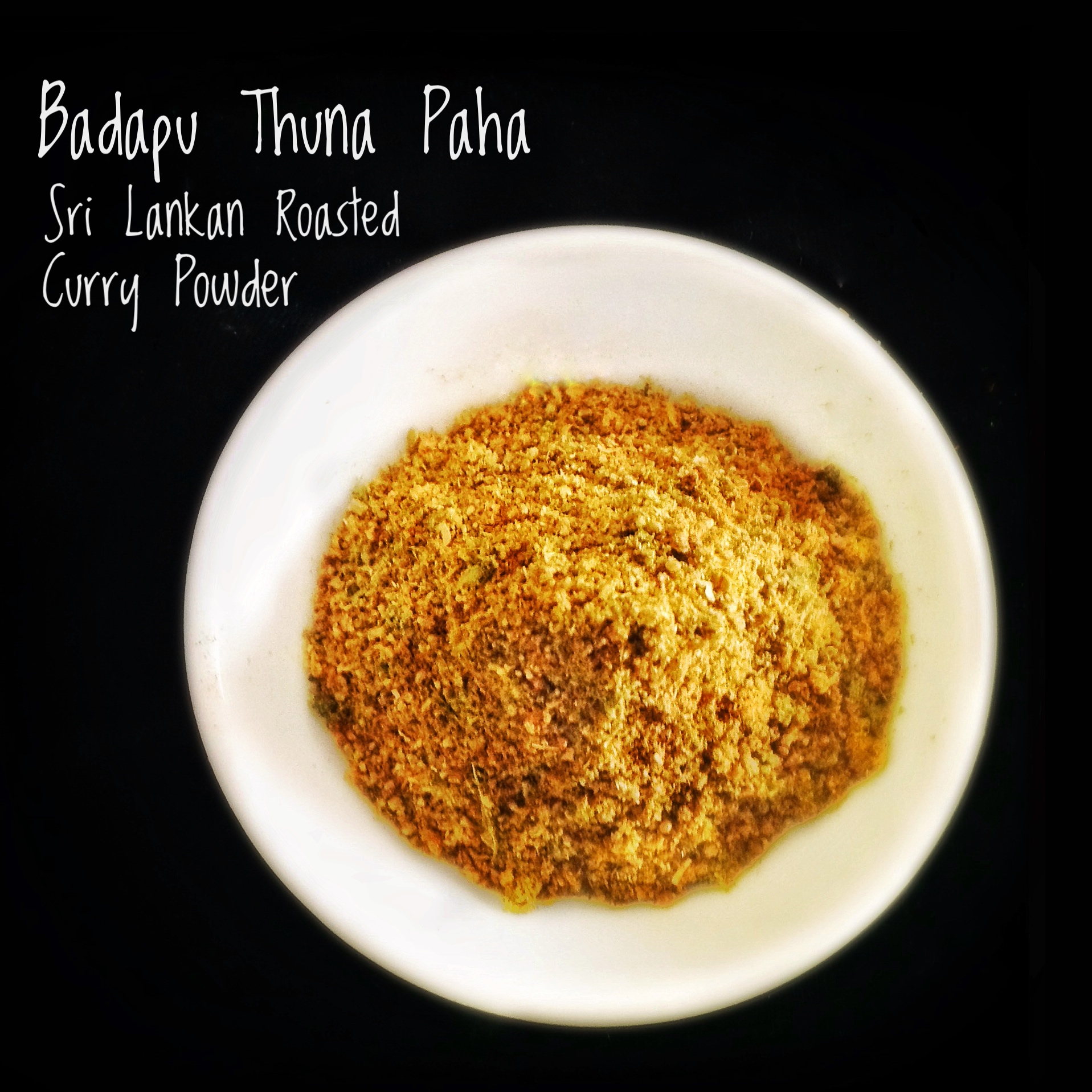 Ingredients: How to Make Singalese Thuna Paha and Badapu Thuna Paha | Sri Lankan 5-Spice Curry Powder