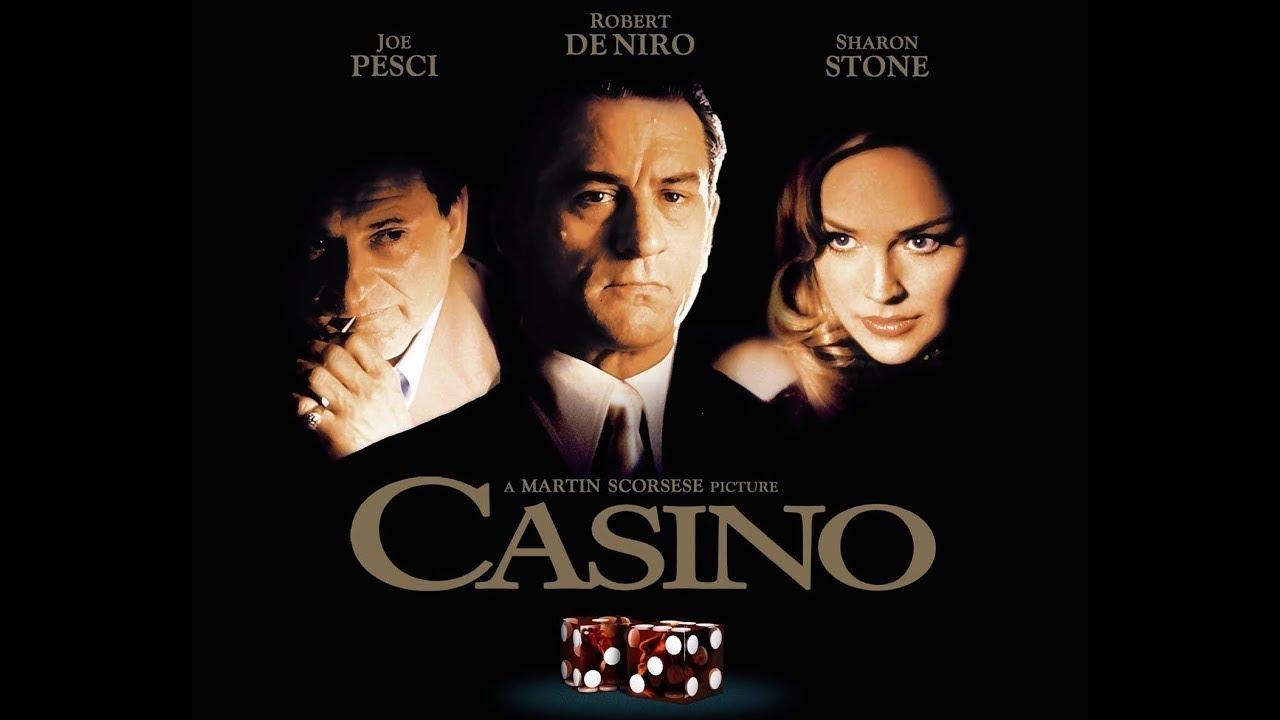 Robert De Niro Casino Poster