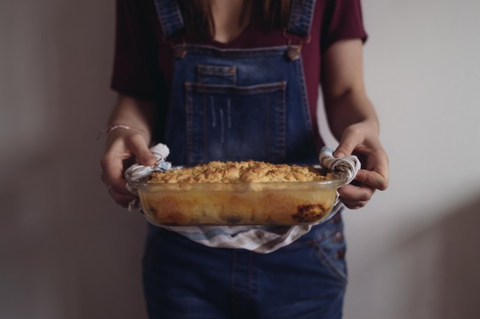 Sylvie Schneider - gang of mothers - recette crumble-6