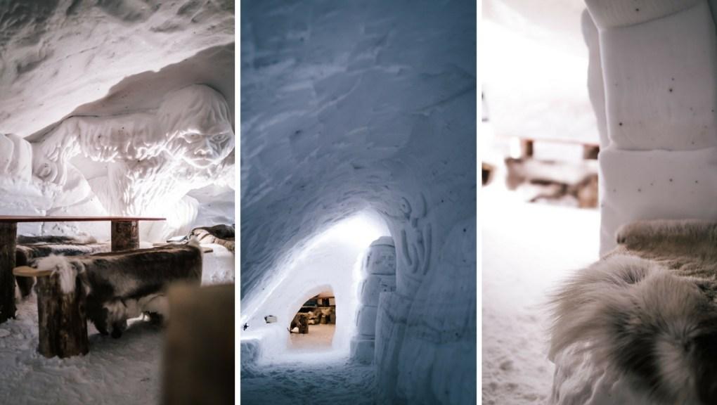 Que faire à Chamrousse? Dormir dans un igloo