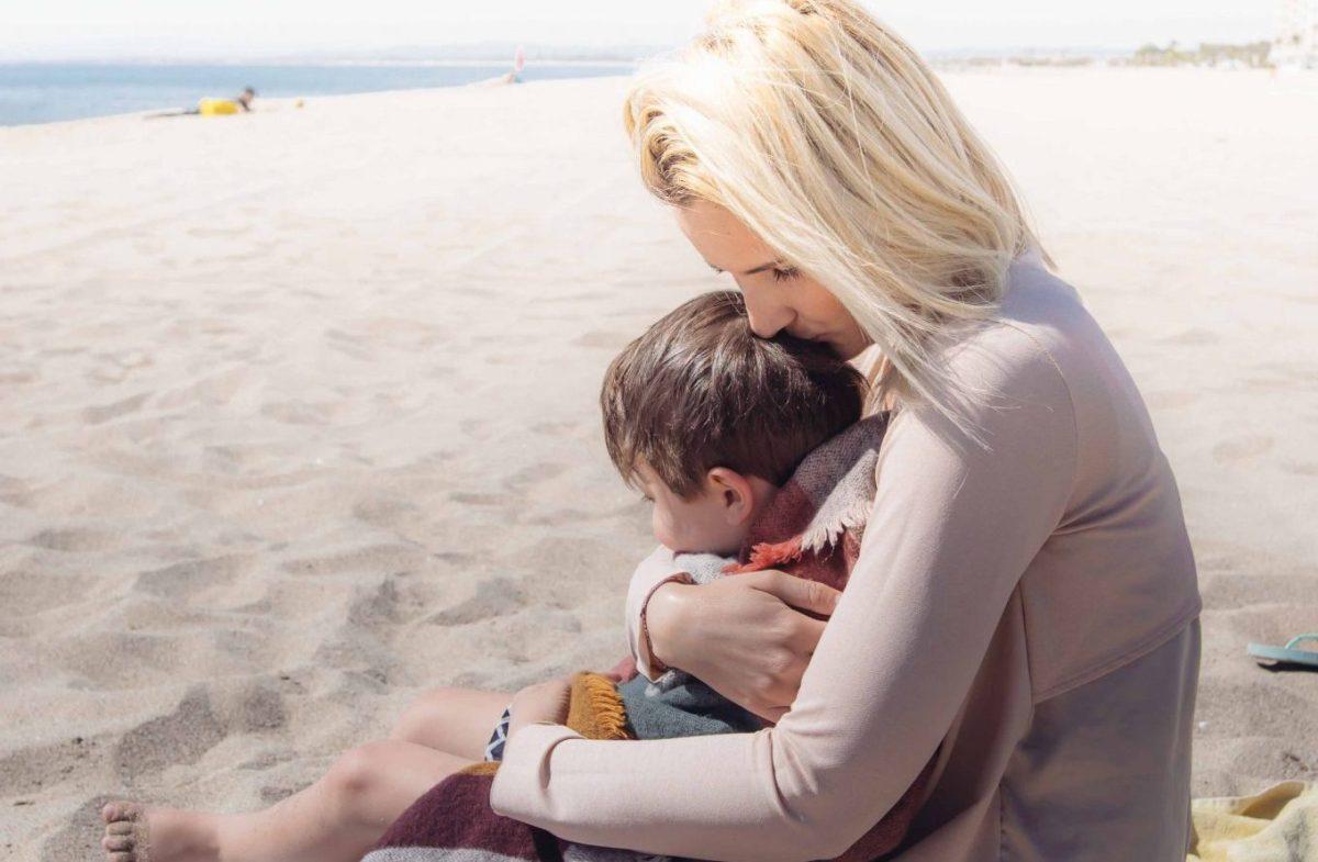 La plage avec les enfants: les 10 commandements