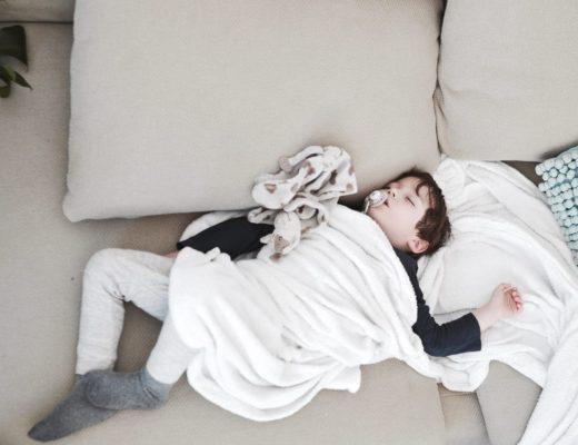 comment bien coucher son enfant et l'aider à s'endormir