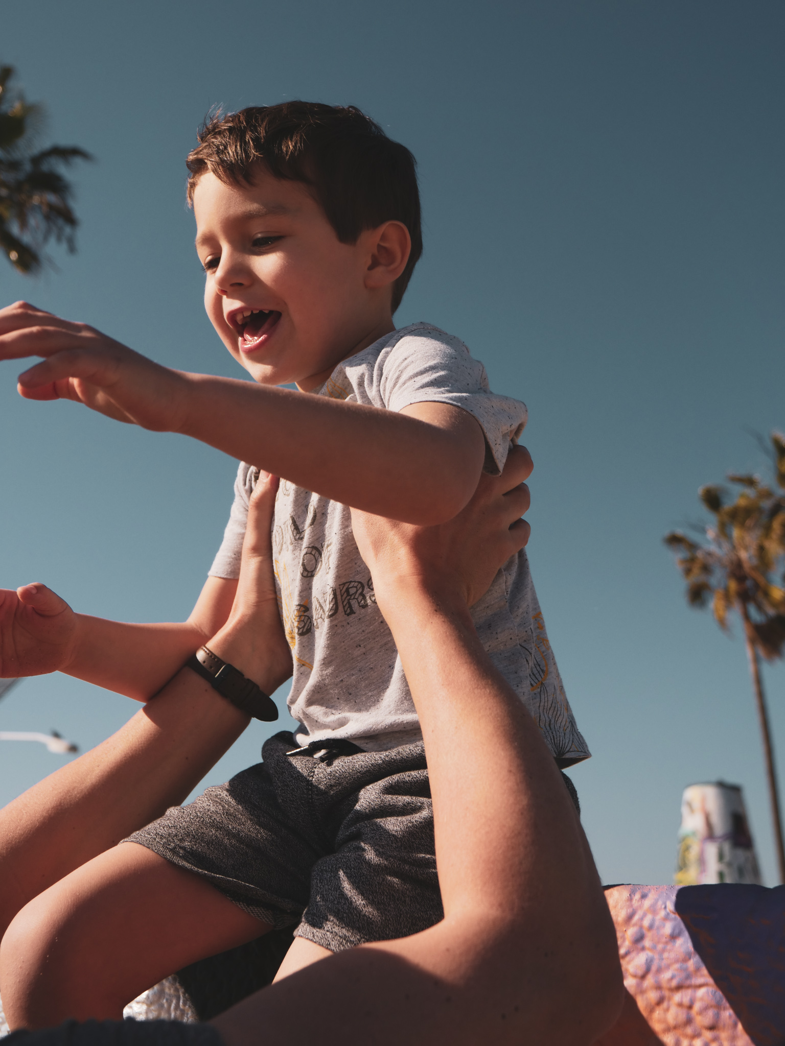 los Angeles avec des enfants_road trip ouest americain_famille