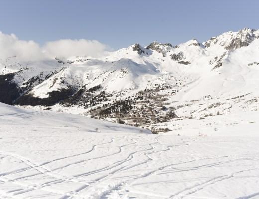 station ski famille savoie