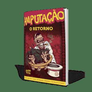 Capa - AMPUTAÇÃO #1