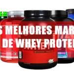 Melhores marcas de whey protein, estudos de caso e como tomar adequadamente