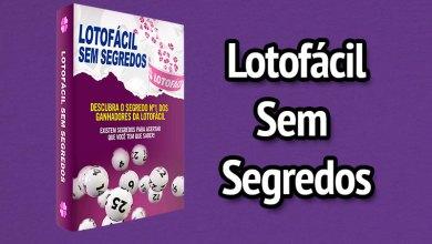 Ebook Lotofácil Sem Segredos