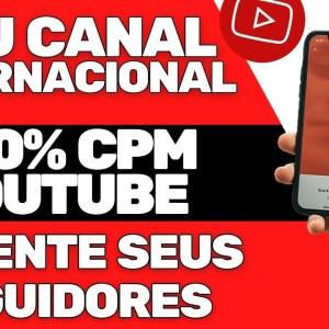 Como Legendar Seus Vídeos em 10 Idiomas Automaticamente e aumentar seu CPM em 30% | Ganhar Dinheiro