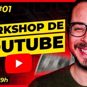 A estratégia replicável que me gerou R$ 1 Milhão em 12 meses no YouTube - Aula 1 (10/05 às 19h)