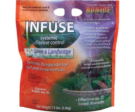 infuse sys dis con, lawn and landscape, granular
