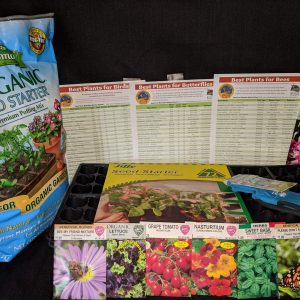 Seed Starting Soil and Kits
