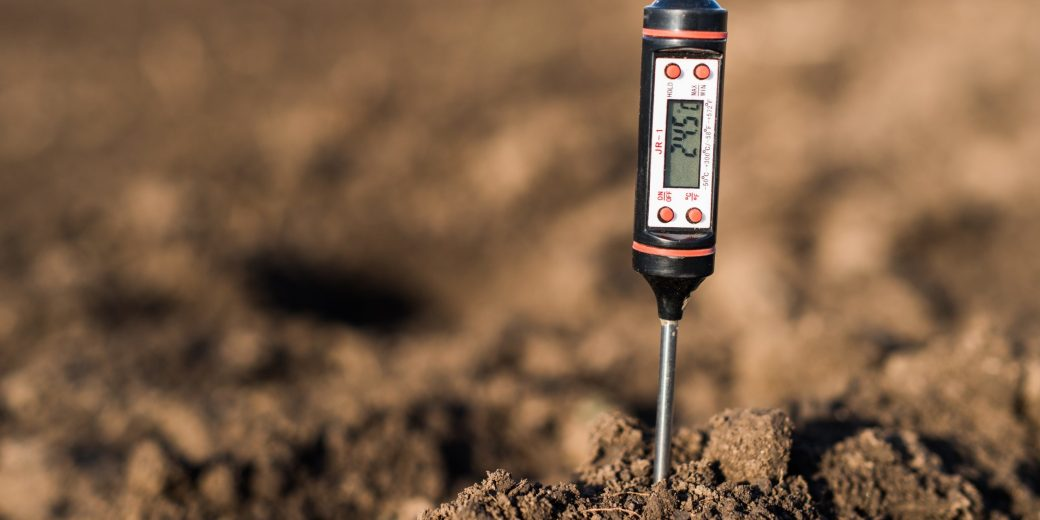 Digital Soil Ph Meter