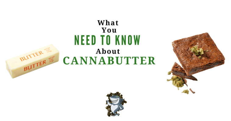 Cannabutter Cooking and Eating