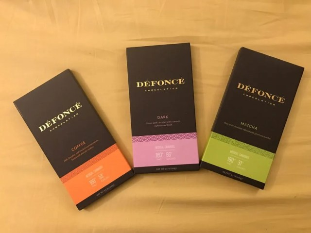 Defonce chocolates