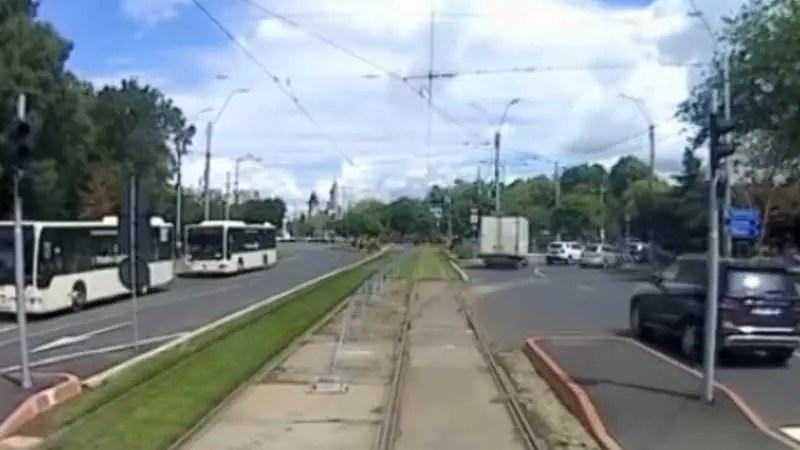 ルーマニアで起きた路面電車同士の列車事故をご覧下さいwwwww