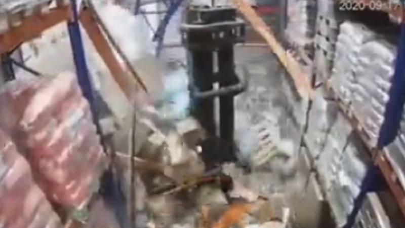 工場内の事故は想像以上に大きな事故になるようです。