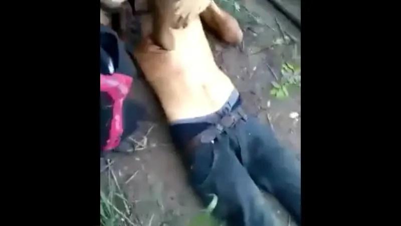【閲覧注意】 ベネズエラのギャングの極悪非道で残虐な行為が許せない!
