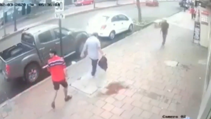 海外の強盗の手口が怖すぎる件について。
