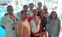 les nageurs masters du GON