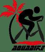 logo aquabike été