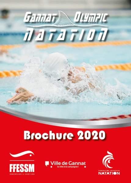 Couverture de la brochure 2020