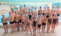 le groupe Pass'Sport de l' eau du GON